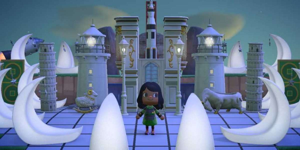Animal Crossing: one year and three confinements later, back to our virtual island